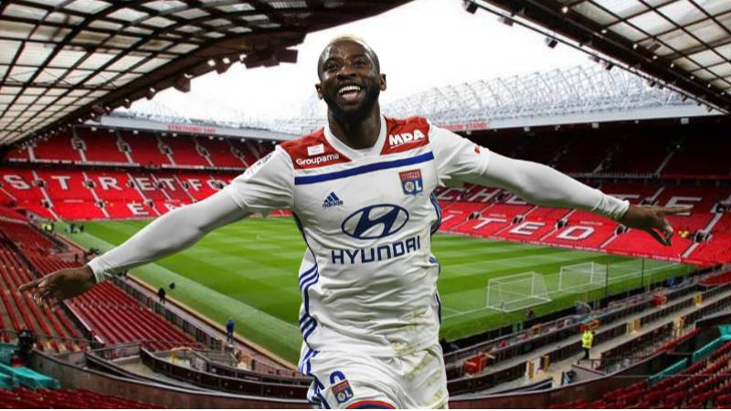 Manchester United 'Make Contact' With Lyon Over £43 Million Move For Moussa Dembele