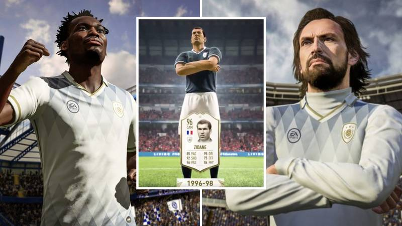 Full List Of FIFA 20 Ultimate Team Icons And 14 New Legend Ratings Have Been Revealed