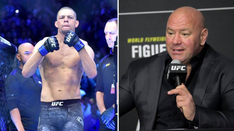 Dana White Gives Update On Nate Diaz's Return To The Octagon