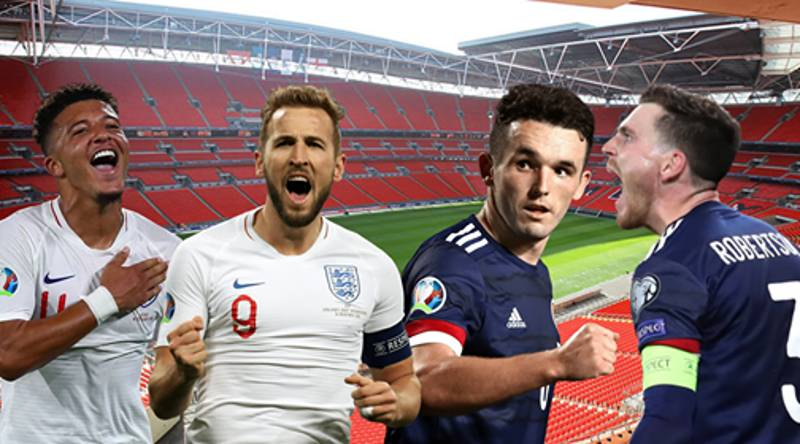 England Vs Scotland Will Take Place At Euro 2020 On Friday, June 18