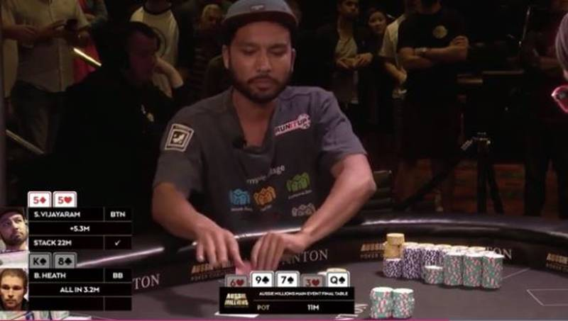 Amateur Poker Player Enters Tournament On $160, Wins $1.6 Million Prize Pot