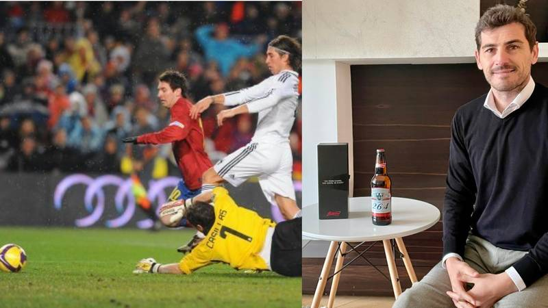 Iker Casillas Gets Sly Dig In At Lionel Messi In Budweiser Promotion Reaction