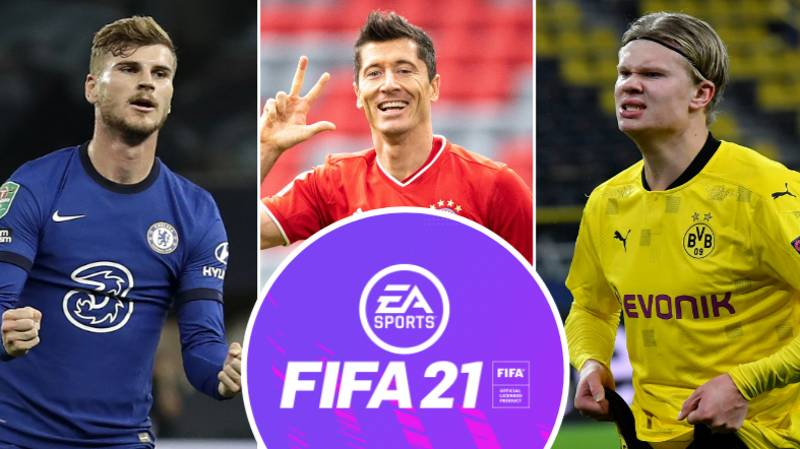 FIFA 21 Ultimate Team's Most Prolific Strikers Have Been Revealed
