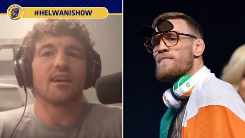 Ben Askren Aims Fresh Dig At Conor McGregor Following Their Twitter Spat