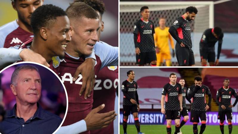 Graeme Souness Blasts Three Liverpool Players For 'Embarrassing' Performances In 7-2 Defeat To Aston Villa