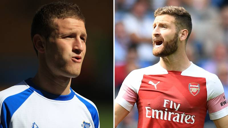 BATE Have Only Won Two Games Vs English Clubs, Shkodran Mustafi Played Both