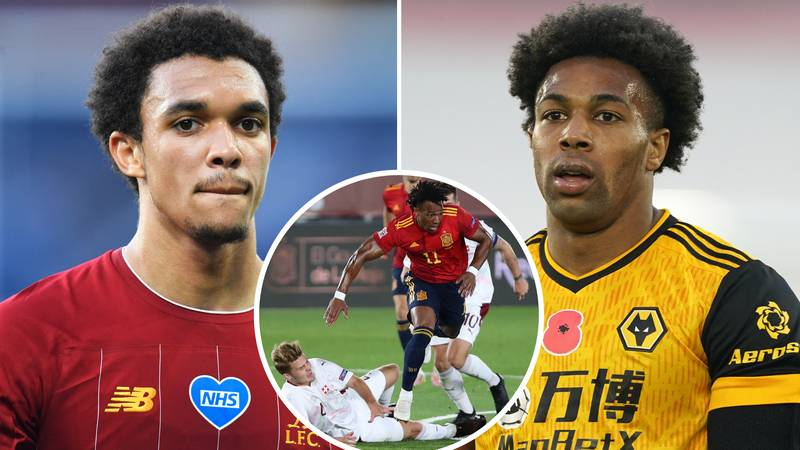Trent Alexander-Arnold Reveals What It's Like To Come Up Against Adama Traore's Frightening Speed