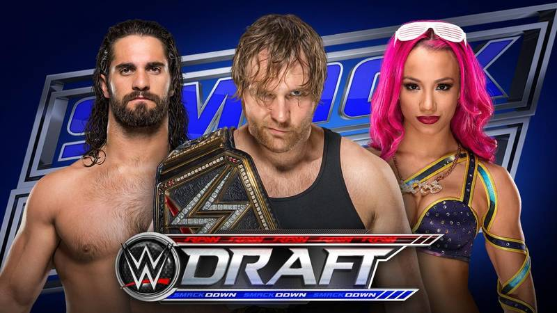 WWE Draft: Predicting Where The Big Guns End Up