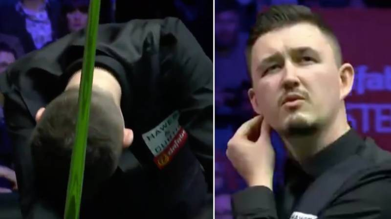 Snooker Player's Incredible Reaction To Being Interrupted Three Times By Mobile Phone Goes Viral