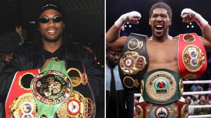 Lennox Lewis Vs Anthony Joshua: Fans Asked Who Would Win In A Fantasy Boxing Fight