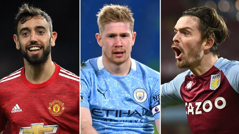 Bruno Fernandes Is Favourite To Win PFA Player Of The Year