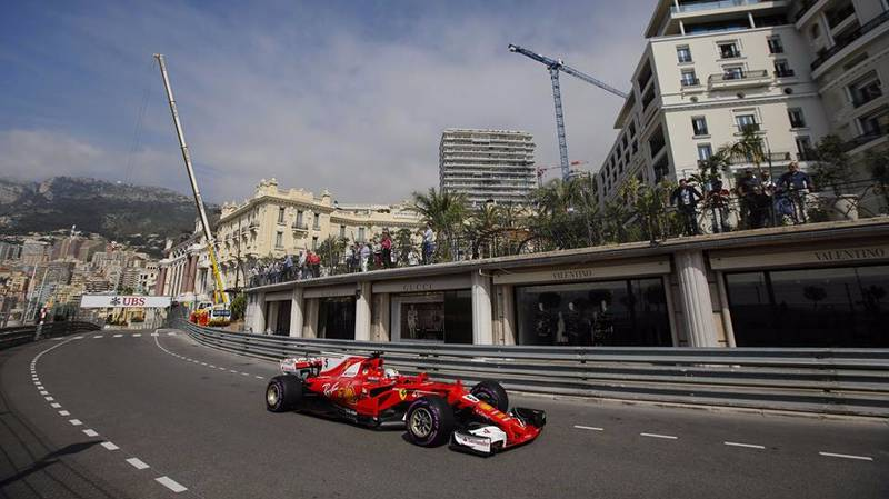 Can Sebastian Vettel Extend Championship Lead In Glorious Monaco?