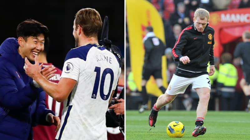 Harry Kane Has Broken Paul Scholes' Single-Season Premier League Assist Record And It's Only October