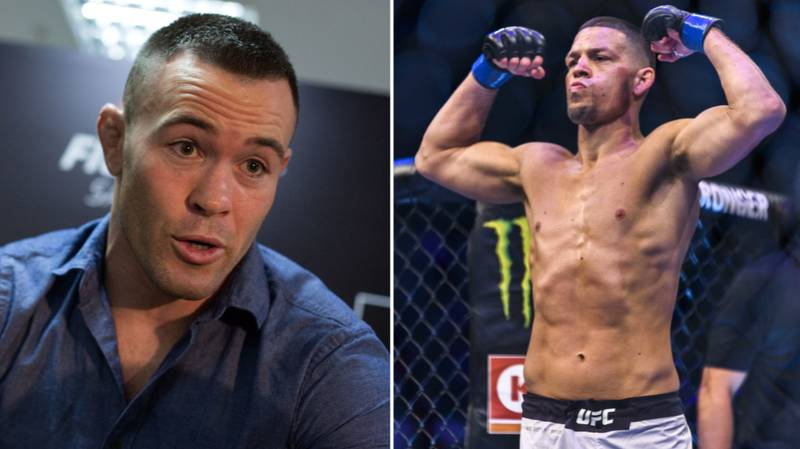 Colby Covington Savagely Responds To Nate Diaz Saying He Doesn't Know Who He Is