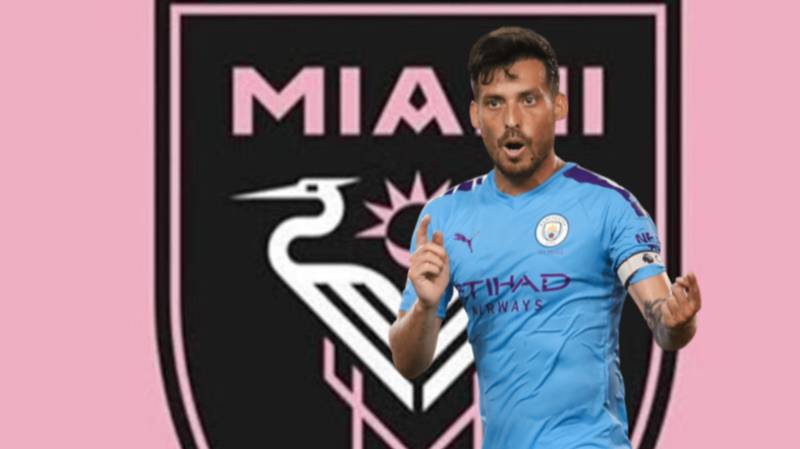 David Silva Set To Join Inter Miami FC In The Summer