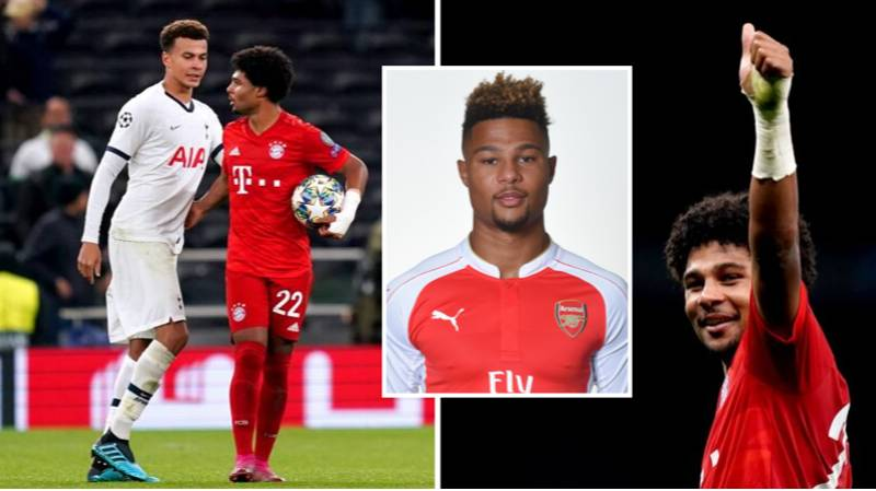‪Serge Gnabry Brutally Trolls Tottenham One Final Time On Twitter After His Four Goal Display