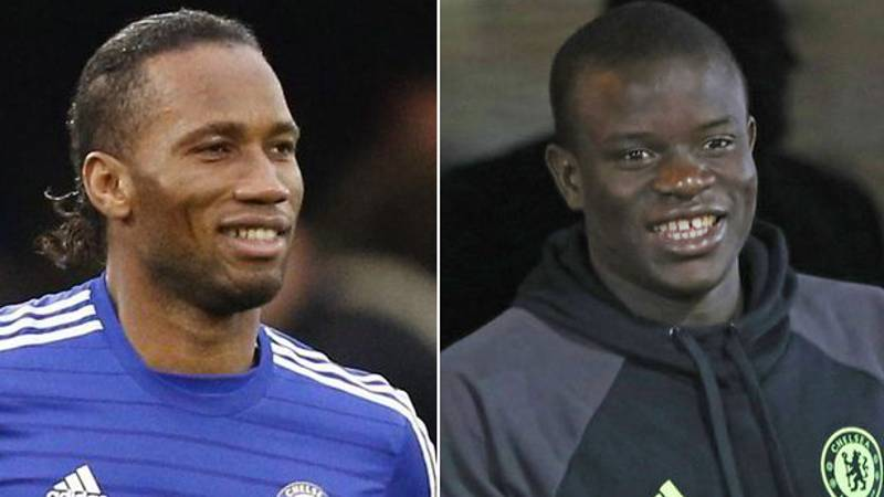 Didier Drogba Reveals N'Golo Kante's Cheeky Way To Avoid Yellow Cards