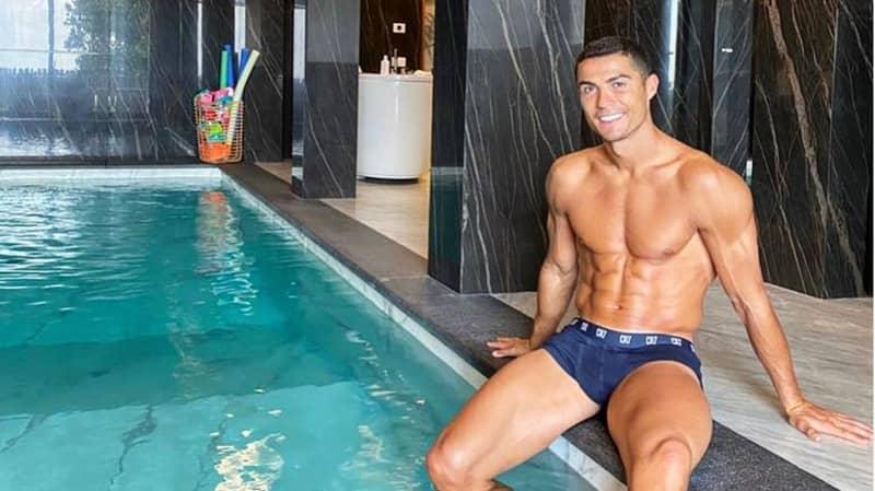 Cristiano Ronaldo Labels PCR Coronavirus Testing As 'Bulls***' After Third Positive Result