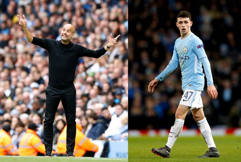 Pep Guardiola Reveals Why He Didn't Use Phil Foden Against Fulham