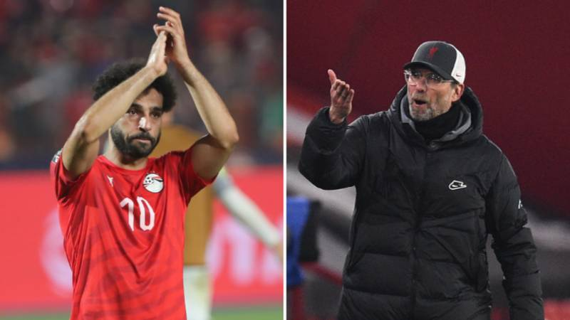 Mo Salah Confirmed To Be In Egypt's Olympic Squad, Could Miss Start Of 2021/22 Season