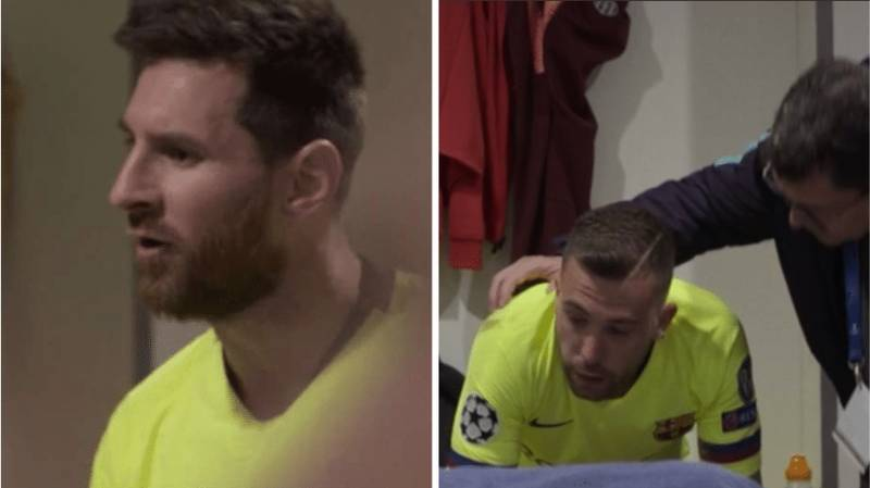 Barcelona Documentary Shows Players Crestfallen After Liverpool's 4-0 Champions League Victory