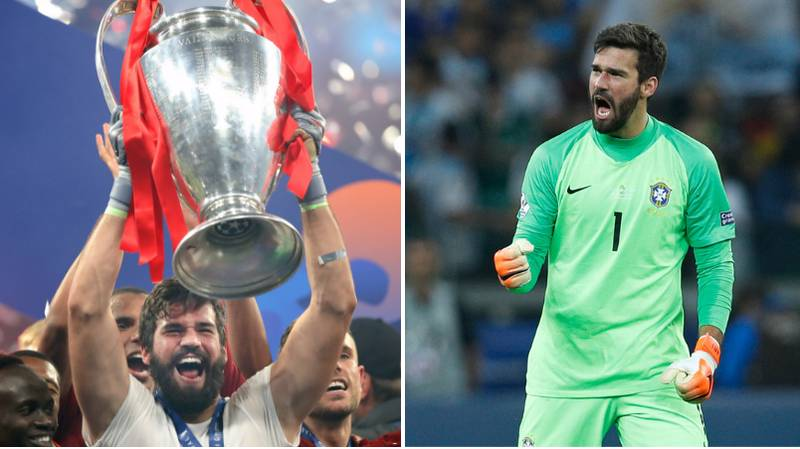 Alisson Becker Has Done A Whole Lot Since The Last Time He Conceded A Goal