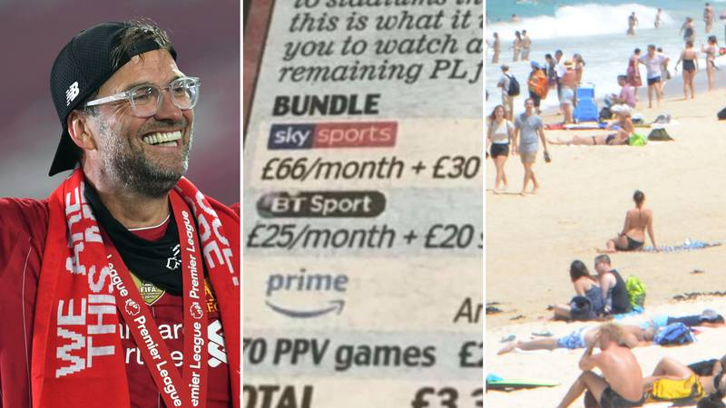 The Cost Of Watching Every Premier League Game Live In The UK Compared To Australia Is Astonishing