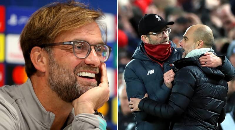 Jurgen Klopp Calls Manchester City Ban Overrule A Bad Day For Football