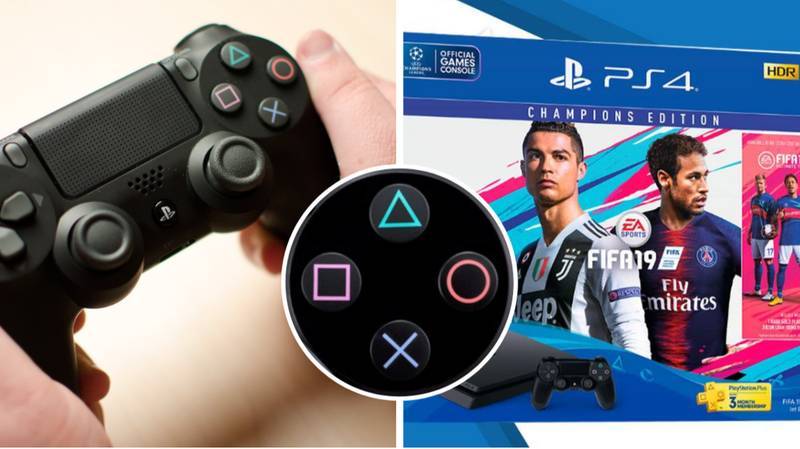 """PlayStation Have Revealed The """"X"""" Button Is Actually Called """"Cross"""" And People Are Fuming"""