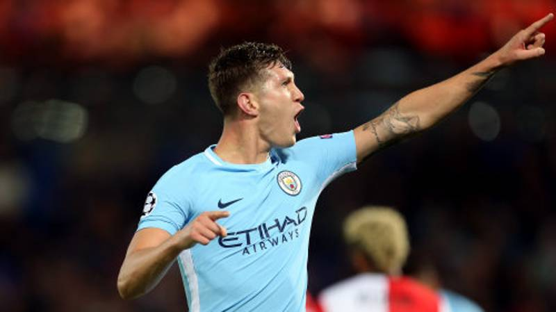 One Shocking Stat Proves Just How Good John Stones Has Been, This Season