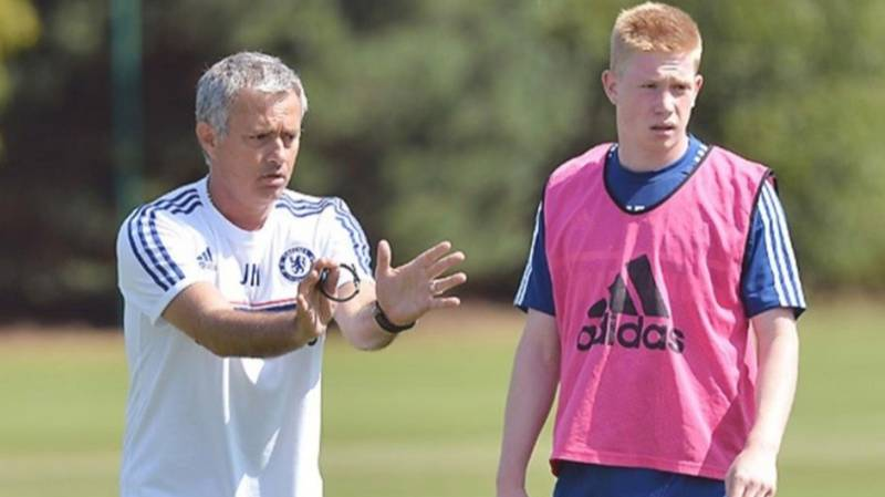 Kevin De Bruyne Reveals The Blunt Truth About His Relationship With Jose Mourinho