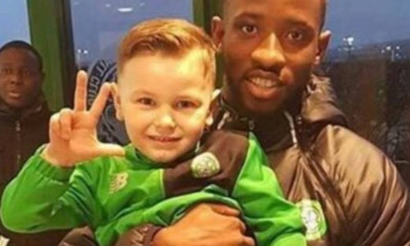 Moussa Dembele Keeps Promise To Young Fan He Met In Nandos