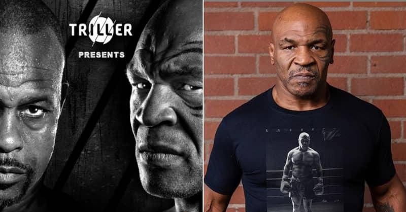 Mike Tyson Vs Roy Jones Jr Breaks Pre-Fight Pay-Per-View Sales Record