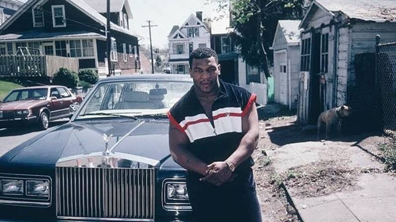 Mike Tyson's Crazy Story Involving A Rolls-Royce, Burger King And A Pocket Full Of Condoms
