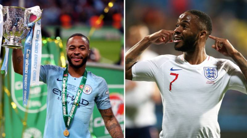 Raheem Sterling Pays For 550 Students From His Old School To Go To FA Cup Semi Final