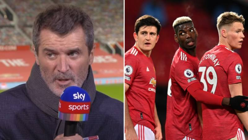 Roy Keane Has Named The Five 'Problem' Players At Manchester United