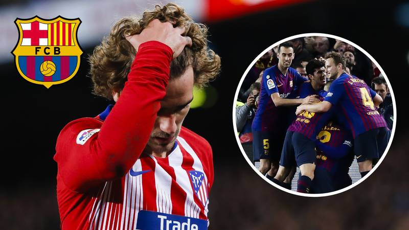 How Barcelona Players Feel About The Prospect Of The Club Signing Antoine Griezmann