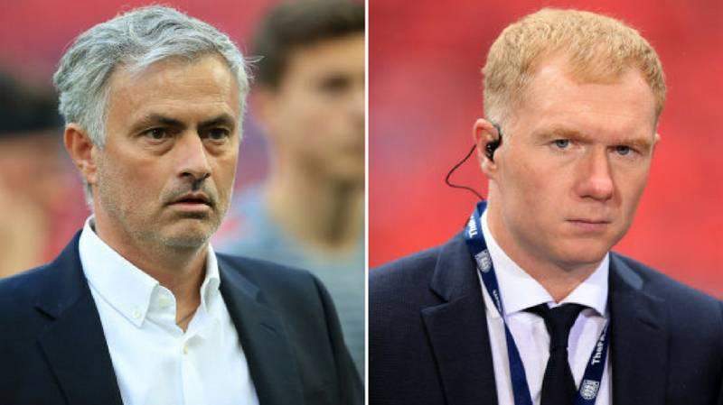 What Scholes Has Said About United And Liverpool Right Now Will Hurt Fans