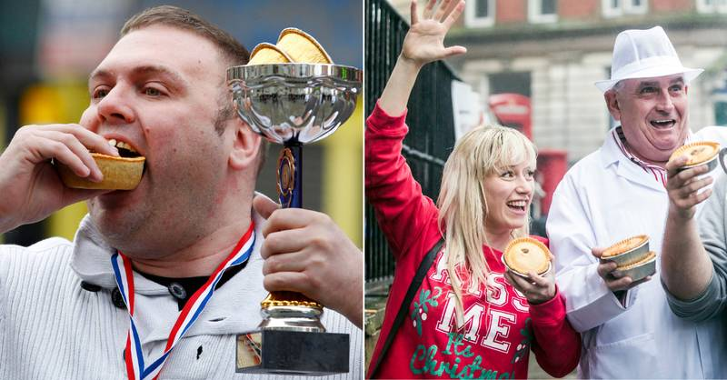 World Pie Eating Championship Must Go Ahead As An 'Elite Sport' Says Organiser