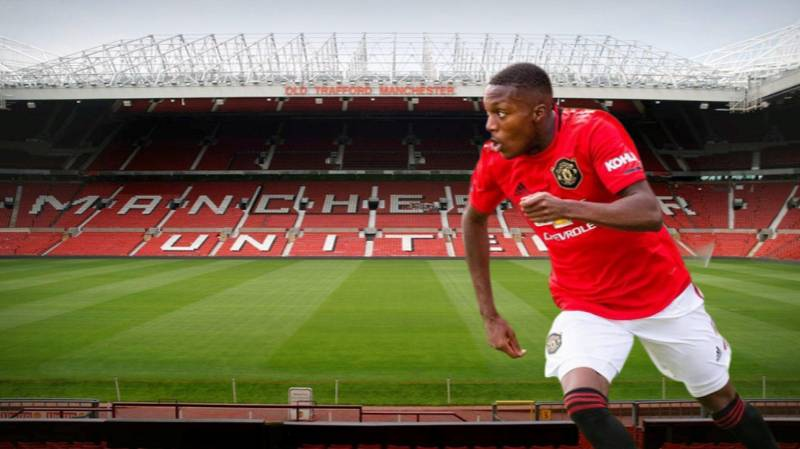 Introducing The 16-Year Old Who Is The Fastest Player At Manchester United