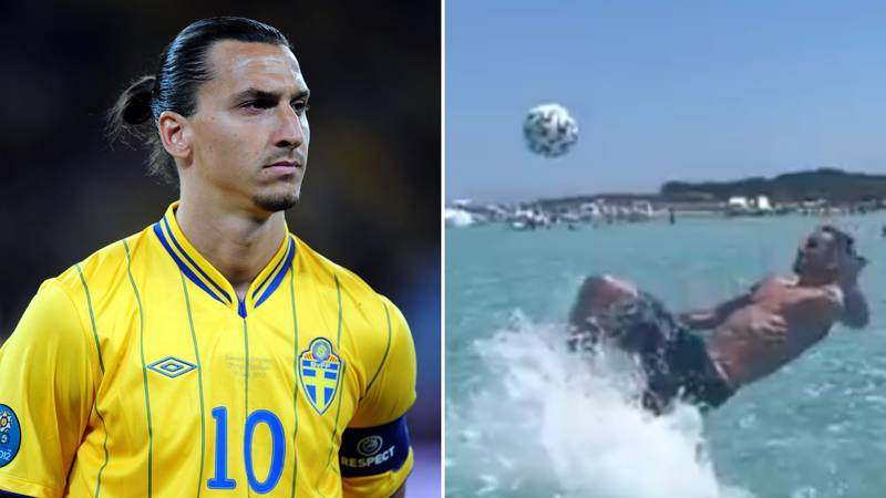 Zlatan Ibrahimovic Trolls England Football Fans In Most Brutal Way Possible