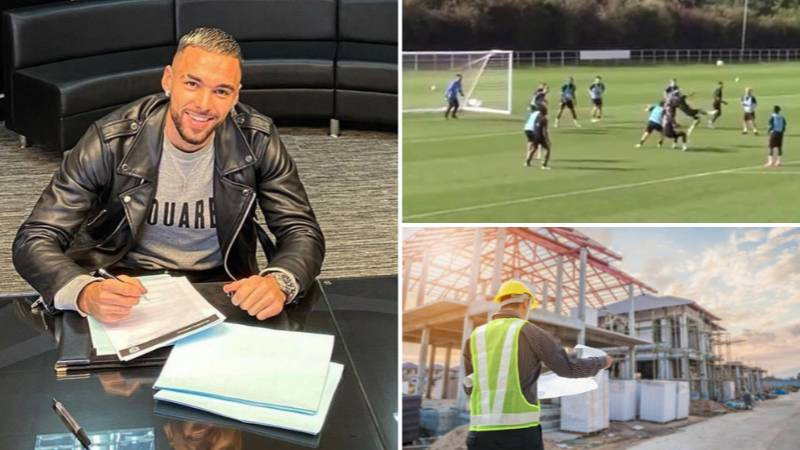 Newcastle United 'Take Gamble' And Sign Former Bricklayer Who Scored Overhead-Kick On Trial