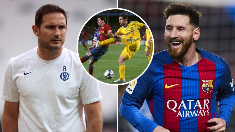 Frank Lampard Names Lionel Messi As The 'Most Incredible Player' He Has Played Against