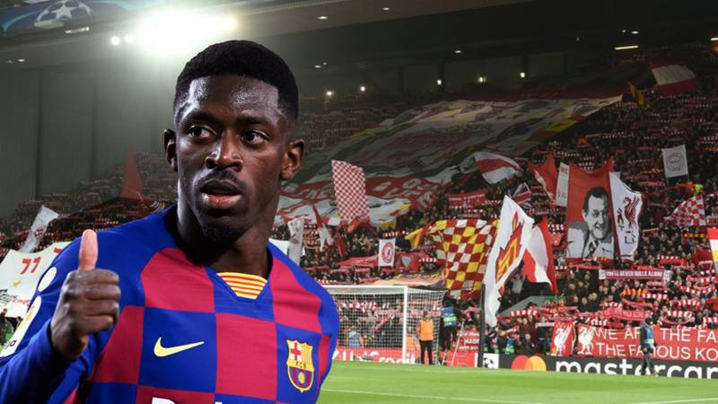 Liverpool Make Loan Offer For Barcelona's Ousmane Dembele