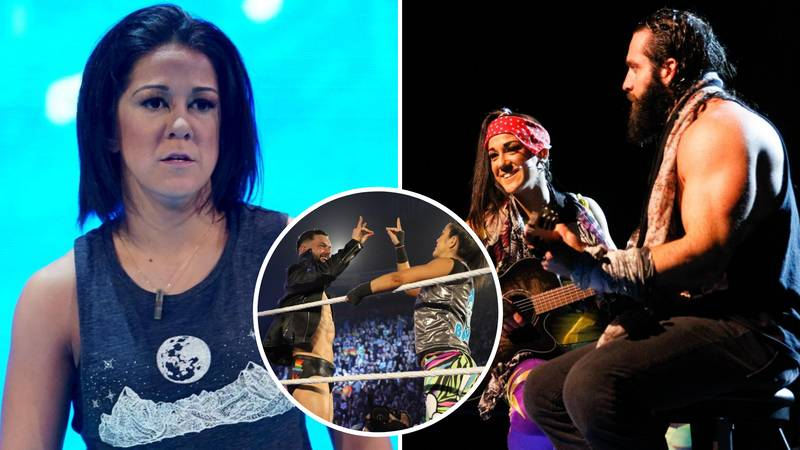 Bayley Would Welcome A New Women's Championship And More Intergender Wrestling Matches