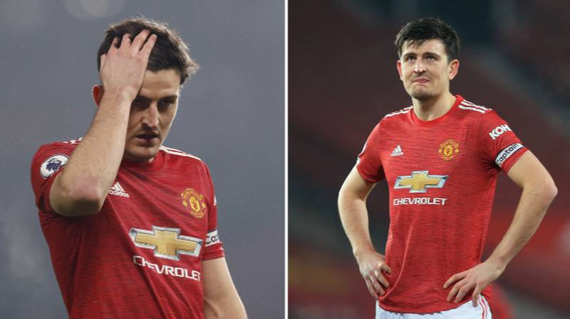 """Harry Maguire """"Isn't A Leader"""" And Should Be Replaced At Manchester United"""