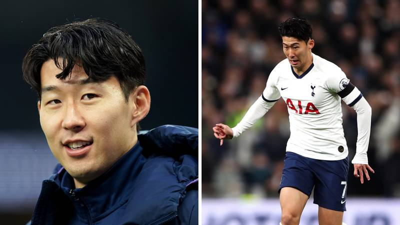 Son Heung-Min Will 'Self-Isolate' When He Returns From South Korea Due To Coronavirus Fears