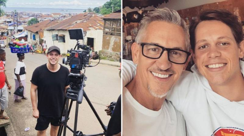 Gary Lineker's Son 'Nearly Lost His Life' In African Football Riot