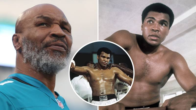 Mike Tyson Claims That He Only Ever Watched One Of Muhammad Ali's Fights