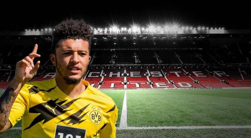 Manchester United In 'Advanced Talks' Over Jadon Sancho Deal With Borussia Dortmund
